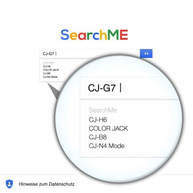Allgemeine Suchmaschinen